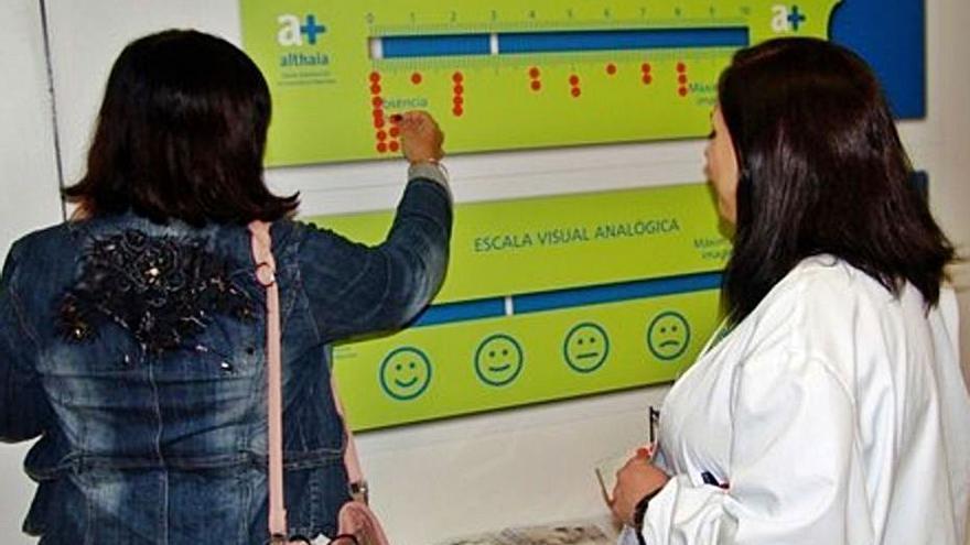 La Clínica del Dolor atén el 40% de visites menys per manca de personal
