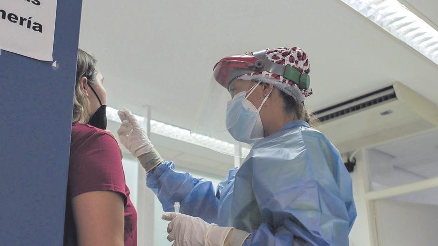 Coronavirus en Murcia: Descenso notable de los contagios en una jornada sin fallecidos