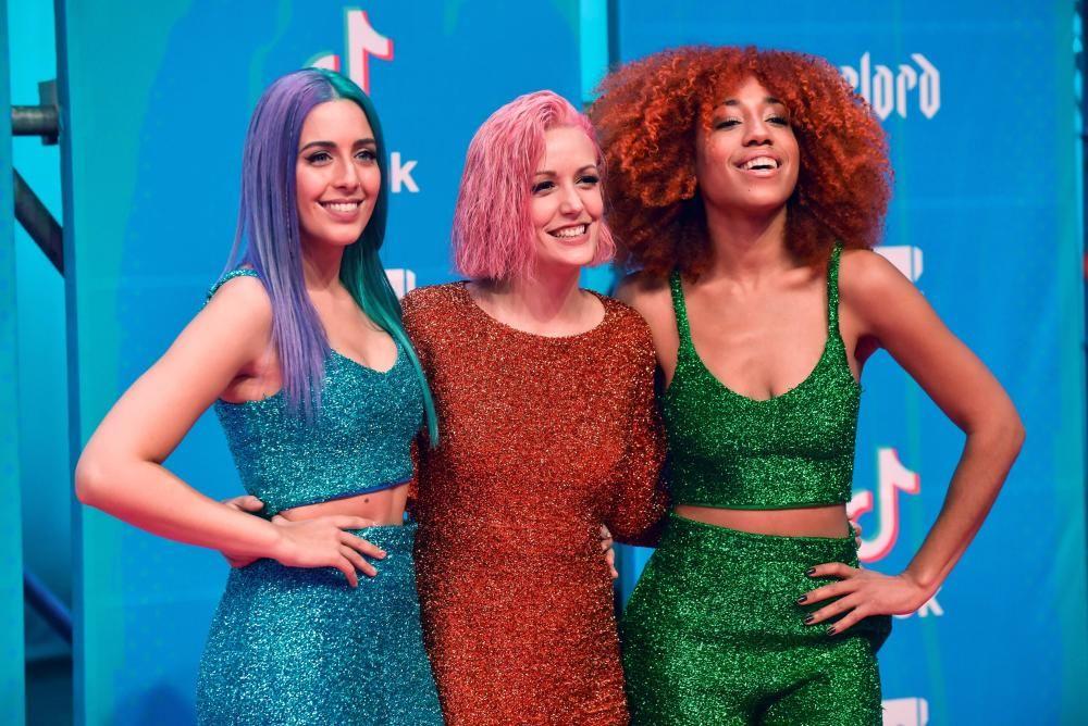 EUROPEAN MUSIC AWARDS 2018