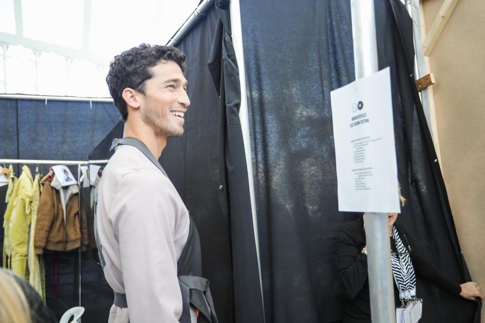 Desfiles, backstage y asistentes al CLEC Festival