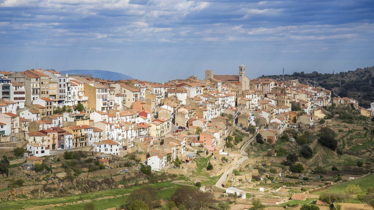 Villafranca del Cid.