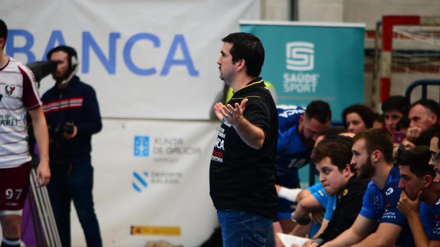 Magí Serra no continuará la próxima temporada en el Frigoríficos del Morrazo