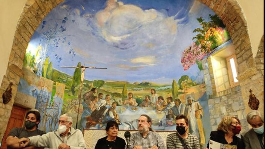 """Albons reivindica """"l'últim renaixentista"""", Ramon Pujolboira, amb la creació de la fundació dedicada a l'artista"""