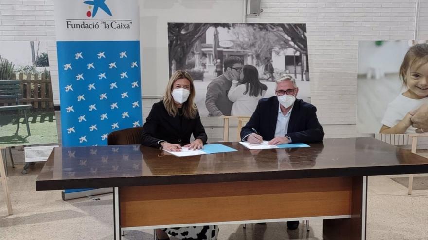 Fundación 'la Caixa' y 'Caixabank' apoyan tres proyectos para personas con síndrome de Down en Baleares