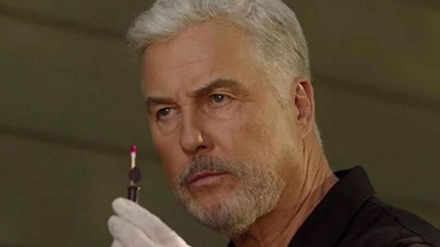 William Petersen, el actor de Grissom de 'CSI', hospitalizado de urgencia durante el rodaje