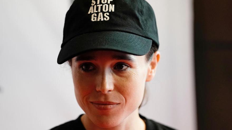 Elliot Page, protagonista de 'Juno', anuncia que es trans