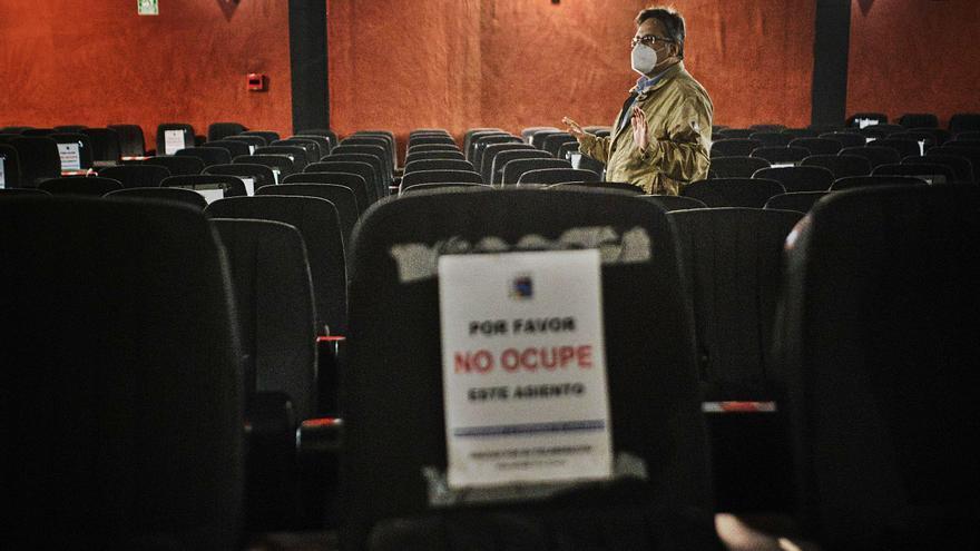 Las salas de cine independientes de Tenerife piden un rescate urgente