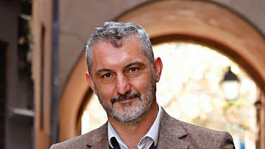 Óscar Urralburu, nuevo portavoz nacional de Más País