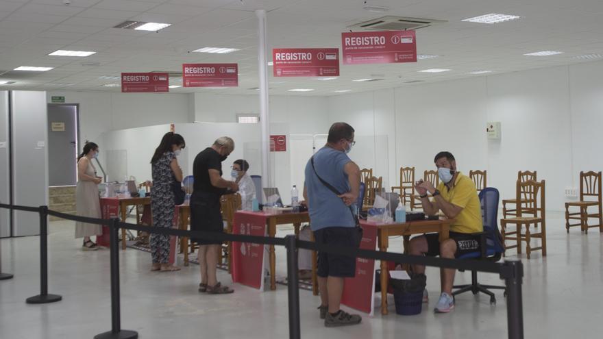 La provincia de Alicante vuelve a registrar 640 casos de coronavirus en un día