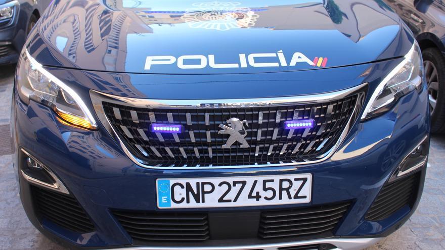Detenido por cortar a otro en el cuello con unas tijeras de podar en València