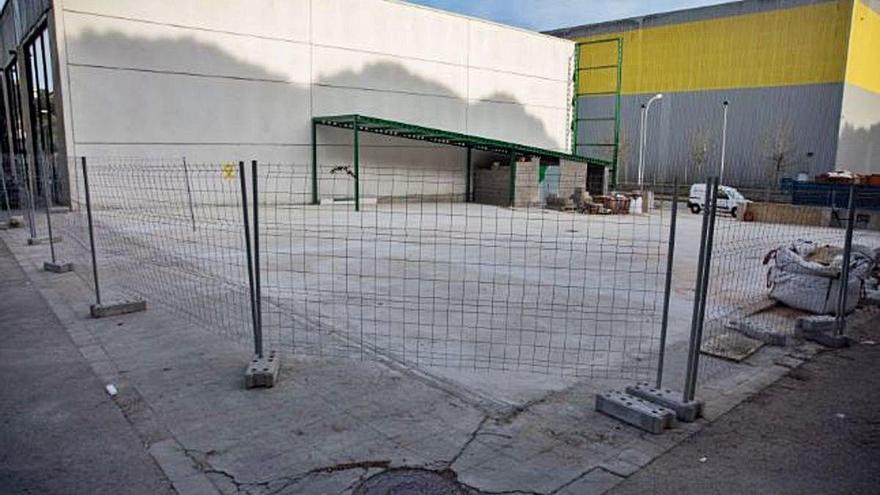 La nova deixalleria d'Hostalric, reclamada fa molts anys, entrarà en funcionament al gener