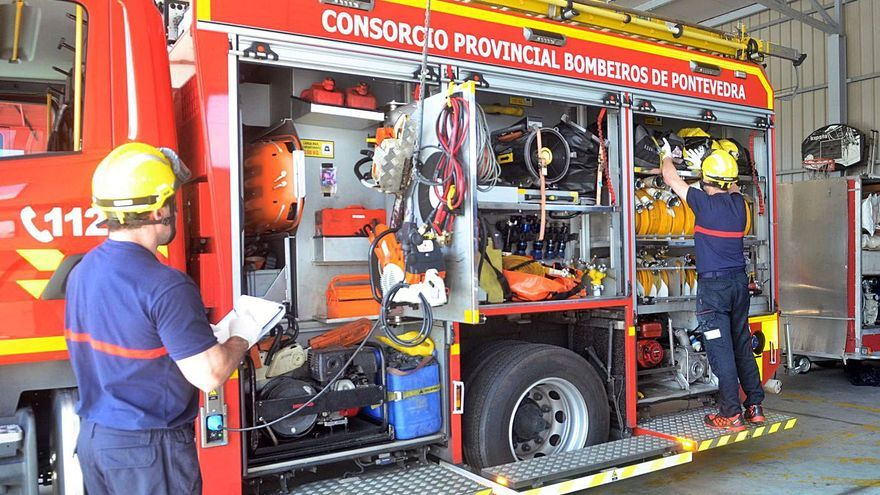 Los parques de bomberos de la comarca pasan a gestión directa el 1 de junio