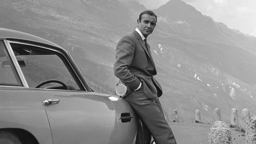 El carismático James Bond lanza su última sonrisa