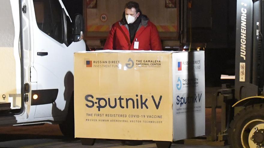 Rusia espera comenzar de inmediato a tramitar la autorización de la vacuna Sputnik V en la UE