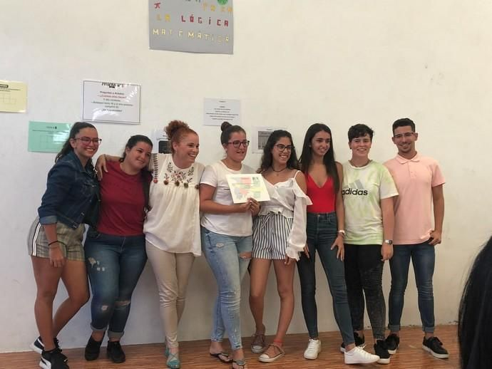 Fin de curso en el CEPS Santa Isabel de Hungría