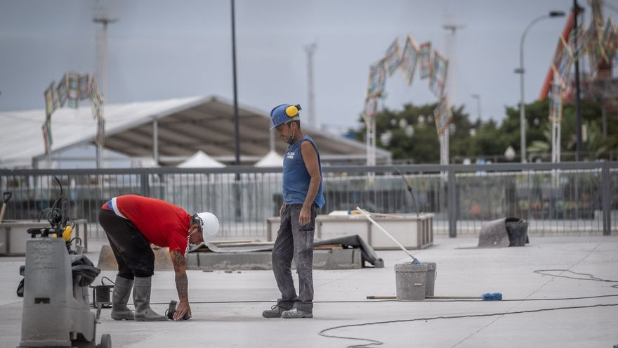 El Puerto tramita la concesión de la que será su primera terraza-restaurante