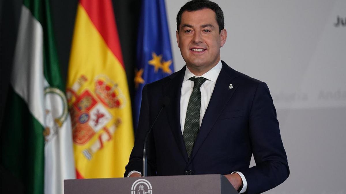 Juanma Moreno, el líder más conocido y el más valorado