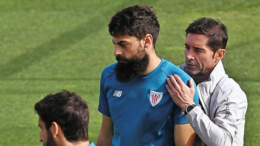 Otro sorbo de éxito para Marce: el entrenador asturiano busca un nuevo título para su palmarés
