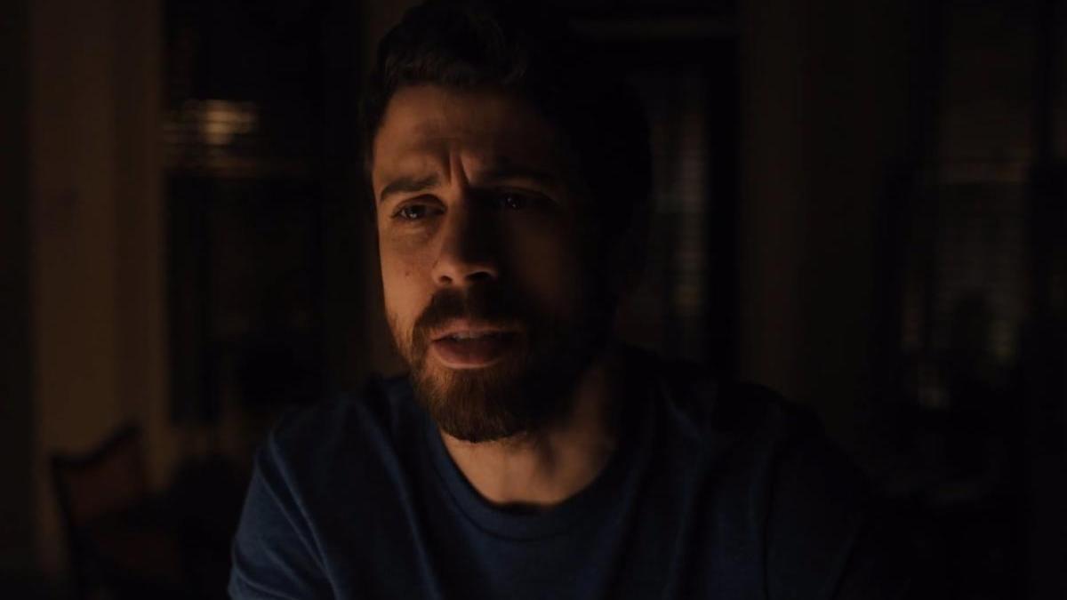 Still from the trailer for & # 039; Servant & # 039 ;.