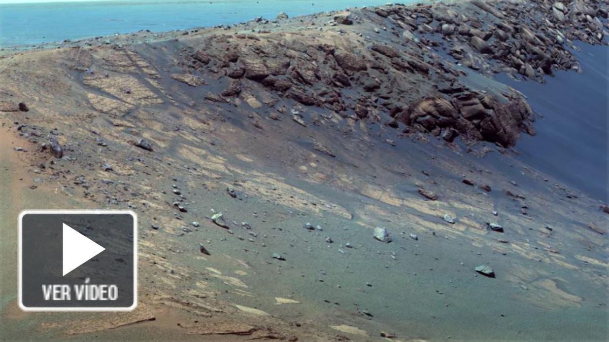 El espectacular vídeo de Marte en 4K tras el renderizado realizado por Elderfox Documentaries.