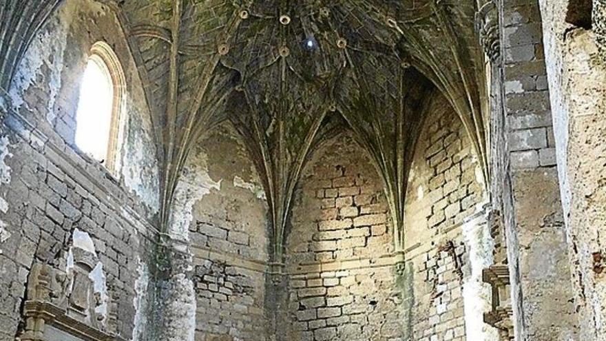 Limpieza y conservación del convento de San Antonio