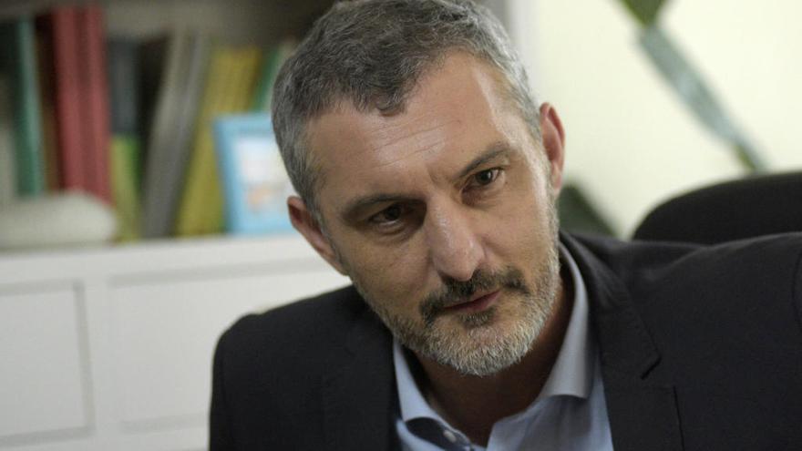 """Urralburu: """"Sánchez Serna lleva pidiendo mi cabeza desde Vistalegre II"""""""