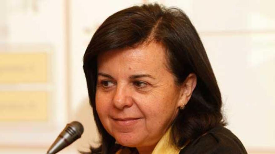 PERFIL:  María Jesús Álvarez se mantiene en Agroganadería tras salir de la candidatura del PSOE