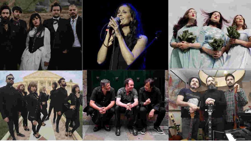 Fiestas de la Peregrina 2020 en Pontevedra: programa completo de conciertos y actividades