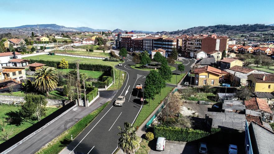 Conflicto de lindes entre vecinos: Noreña denuncia a Siero por las modificaciones urbanísticas para el plan de accesos a El Berrón