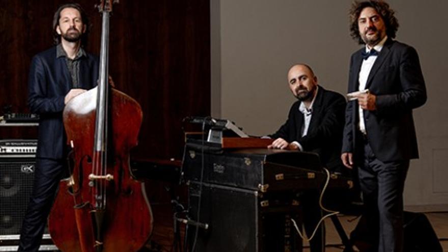 Bach & Bach. Antonio Serrano, Daniel Oyarzabal, Pablo Martín