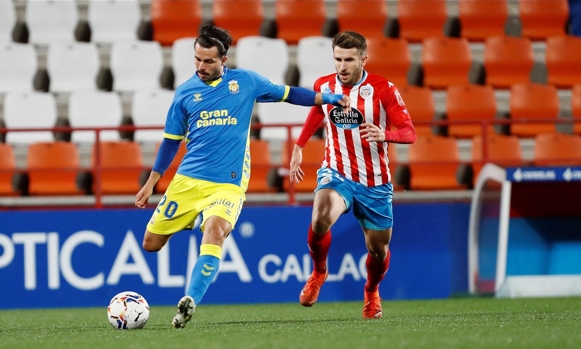 Liga Smartbank: CD Lugo - UD Las Palmas