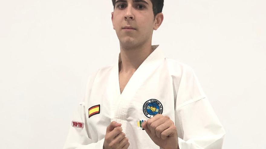Rafael Delgado, gran opción malagueña en el Europeo