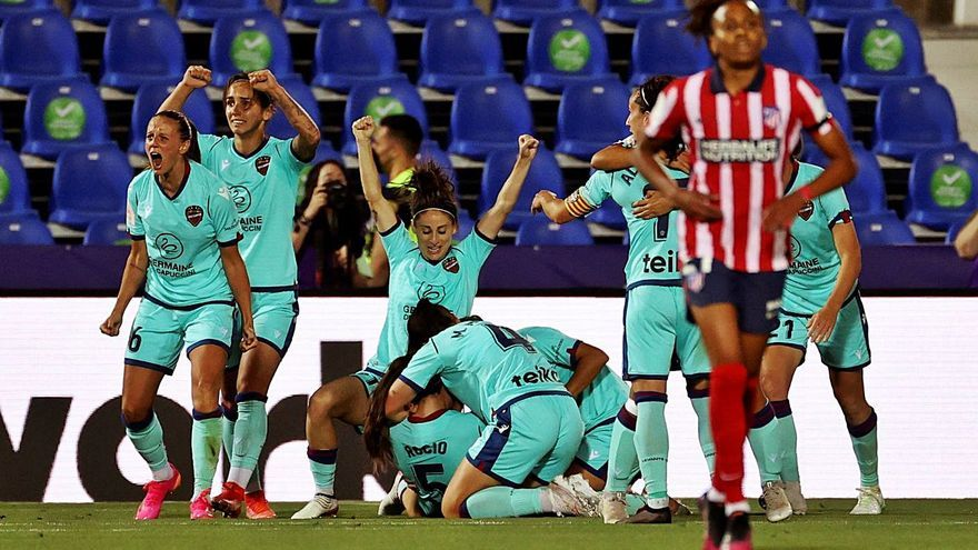 El Levante se mete en la final de Copa