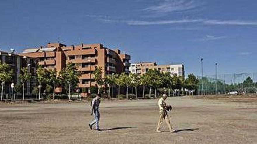 Ecologistas en Acción alega contra la construcción de pisos en Las Pallas