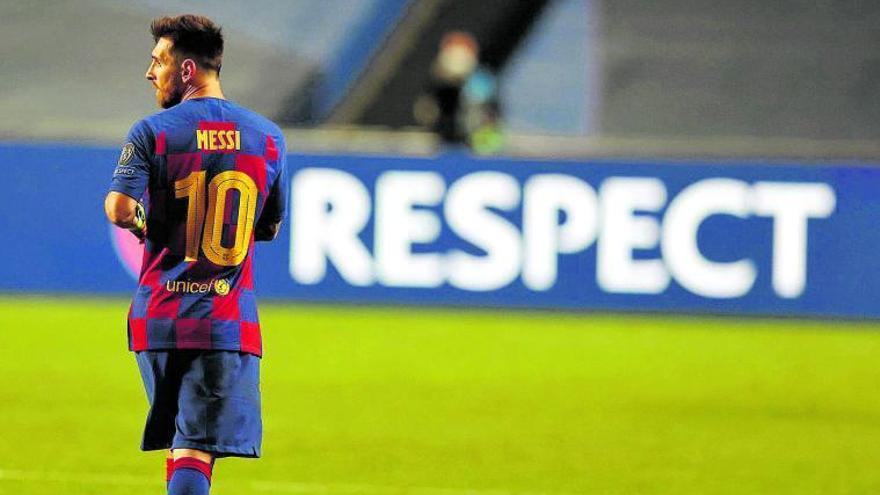 Guerra Messi-Barça