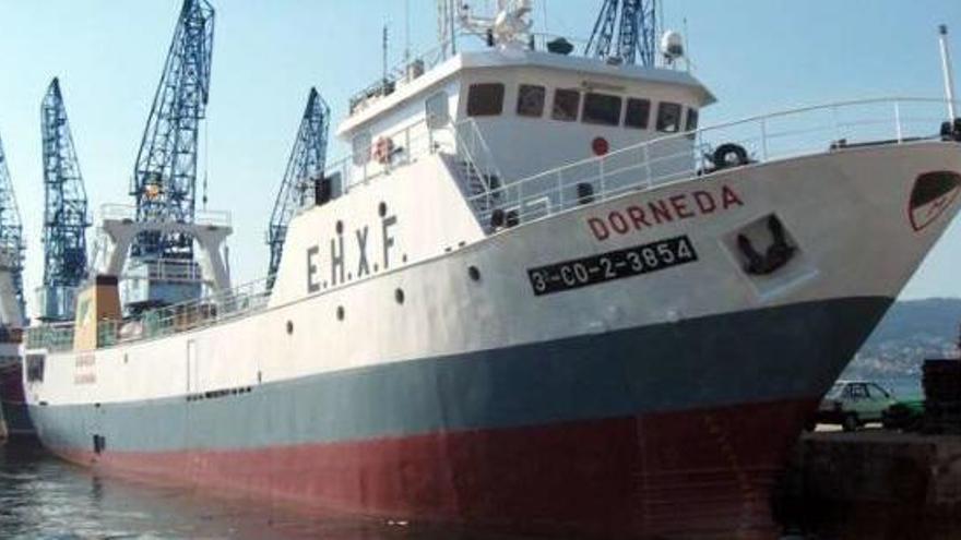 Un muerto y un desaparecido al naufragar un pesquero español cerca de Argentina