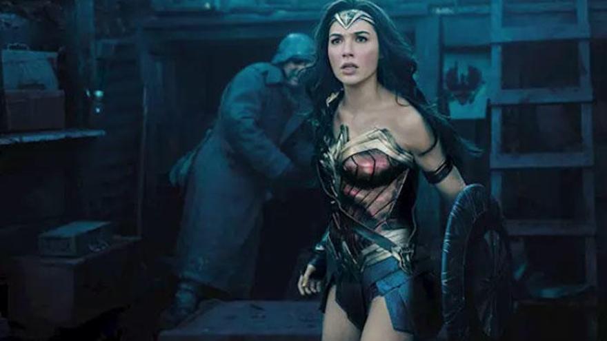 'Wonder Woman 1984' hizo llorar a Gal Gadot