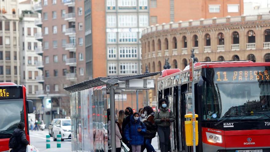 Un proyecto de la EMT ayuda a personas con diversidad funcional a ser más autónomas en el transporte