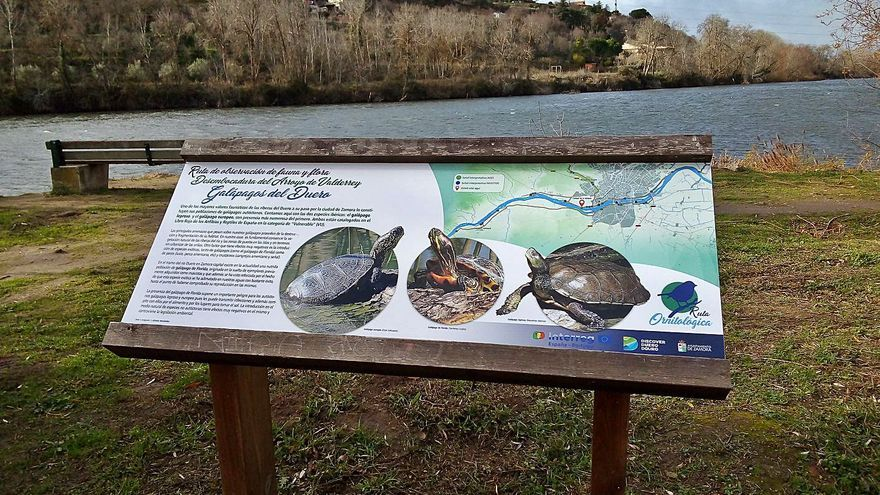 Zamora amplía las Rutas Naturales por la ribera del Duero