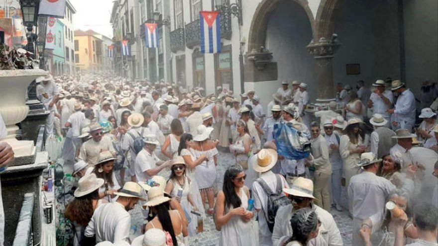 Santa Cruz de La Palma suspende Los Indianos para realizar talleres y exposiciones