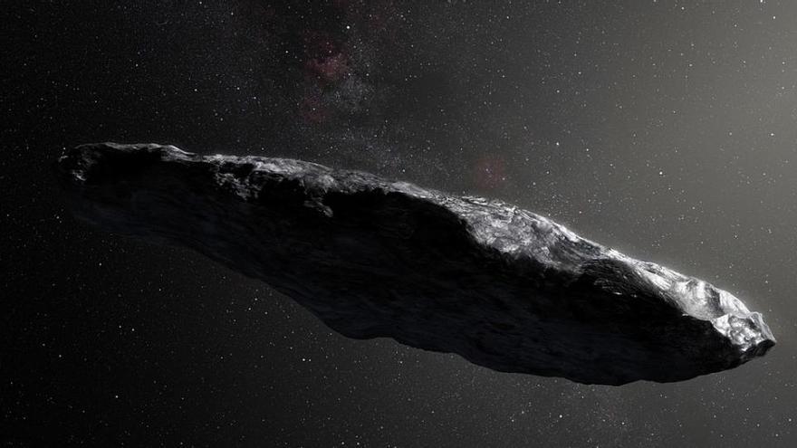 "Avi Loeb, astrofísico Harvard: ""La naturaleza no crea objetos como Oumuamua"""