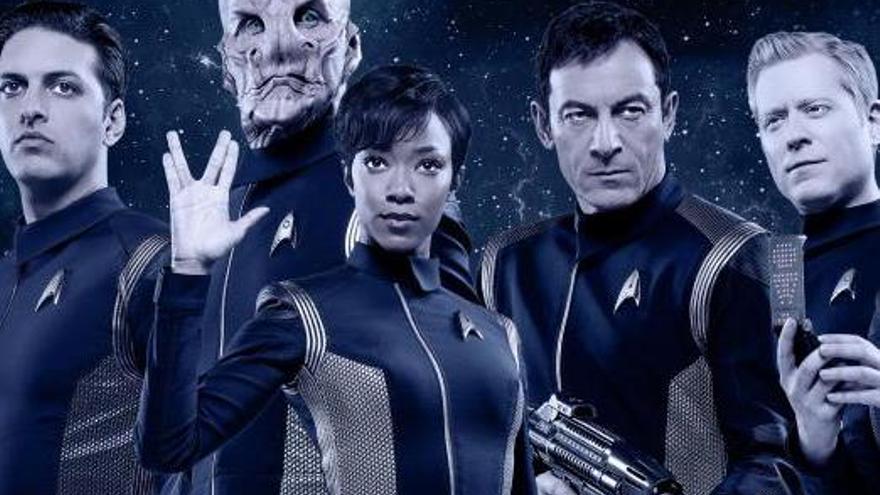 Diferencias de 'Star Trek Discovery' con las series de la saga