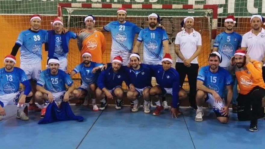 El Horneo Sporting Alicante se proclama campeón de invierno