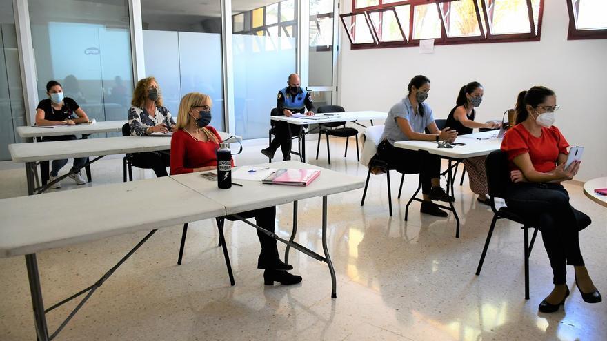 El equipo de Igualdad se suma a las mesas de coordinación policial sobre violencia de género