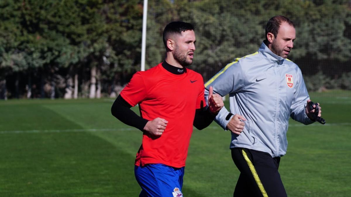 """Florin Andone: """"Me encantaría volver al Córdoba CF para competir en Primera"""""""