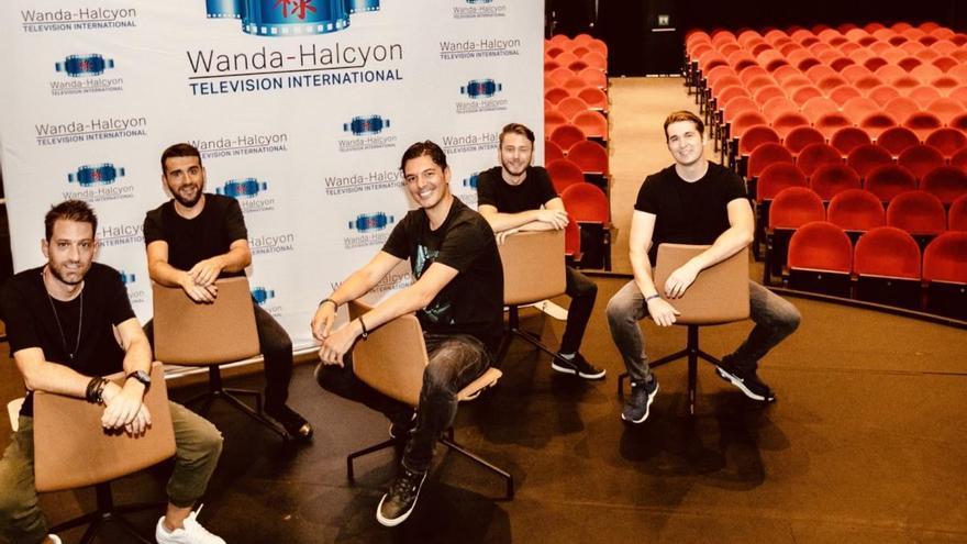 El grupo pop de Málaga Tarifa Plana presenta su propio reality show