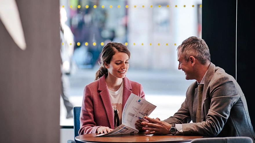 CaixaBank quita las comisiones básicas al 75 % de sus clientes