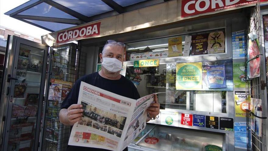 "José Castizo: ""Debe incentivarse la lectura del papel"""
