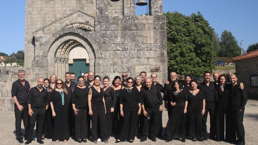 El Coro de Cámara Ainur protagoniza el sábado el Festival de Música Religiosa en Gran Canaria