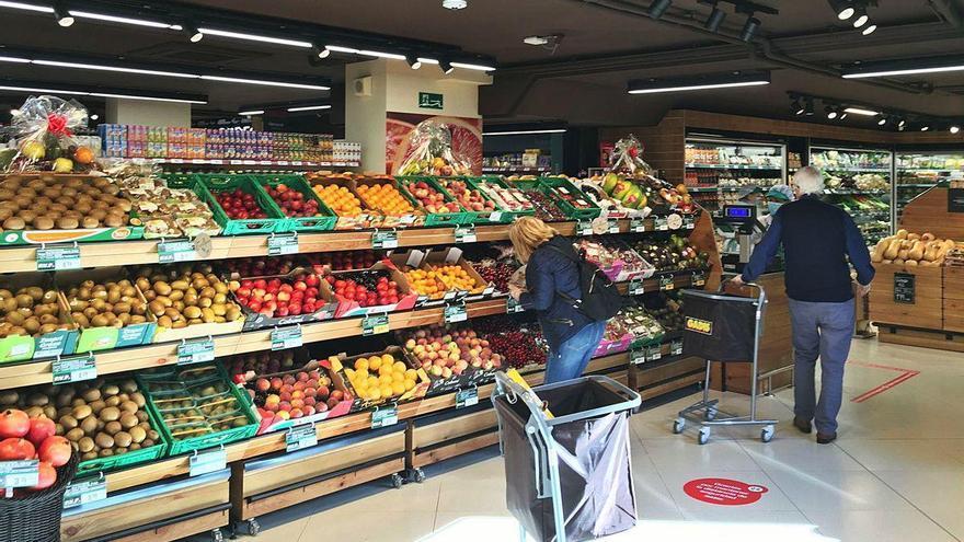 Las cuatro provincias gallegas, las más baratas de España para realizar la compra 'online'